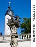 altenburg   germany   august... | Shutterstock . vector #783218368