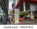 bangkok  thailand   december 25 ... | Shutterstock . vector #783257812