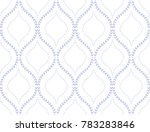 abstract geometric pattern of...   Shutterstock . vector #783283846