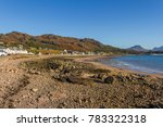 looking along the shore of loch ... | Shutterstock . vector #783322318