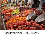 Fruit And Vegetable For Sale O...