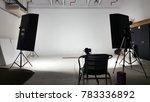 photo shooting studio... | Shutterstock . vector #783336892