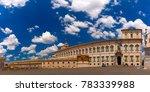 panoramic view of quirinal... | Shutterstock . vector #783339988