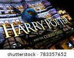london  england. 23rd december... | Shutterstock . vector #783357652