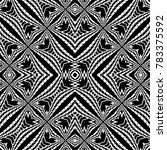 design seamless monochrome lacy ...   Shutterstock .eps vector #783375592
