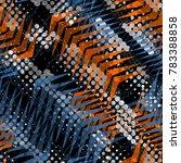 seamless pattern urban design....   Shutterstock . vector #783388858