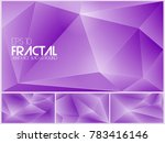 Fractal Abstract Background...