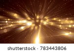 abstract multicolored... | Shutterstock . vector #783443806