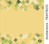 rhombus texture consists of... | Shutterstock .eps vector #783478252