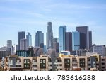 los angeles  ca  usa   march 30 ... | Shutterstock . vector #783616288