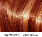 highlight hair texture abstract ... | Shutterstock . vector #783616666