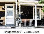 old abandoned weathered wooden... | Shutterstock . vector #783882226