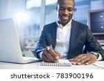 involved in workflow.... | Shutterstock . vector #783900196
