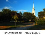 The Historic Trinity Church In...