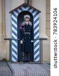 prague  czech republic  ... | Shutterstock . vector #783924106