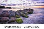cronulla beach  sydney ... | Shutterstock . vector #783928522