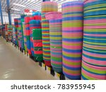 products made of colorful... | Shutterstock . vector #783955945