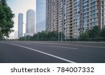 urban construction and building ...   Shutterstock . vector #784007332