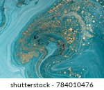 marble abstract acrylic...   Shutterstock . vector #784010476