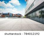 large modern office building | Shutterstock . vector #784012192