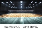 empty professional volleyball... | Shutterstock . vector #784118596