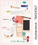 Beautiful Scrapbook Elements  ...