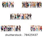 concept business people | Shutterstock . vector #78425437