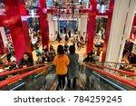 new york city  usa   november... | Shutterstock . vector #784259245
