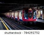 london  uk   circa december ... | Shutterstock . vector #784292752