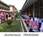 kelantan  malaysia   1 january  ... | Shutterstock . vector #784303066