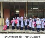 kelantan  malaysia   1 january  ... | Shutterstock . vector #784303096