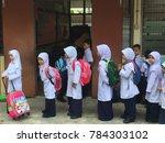 kelantan  malaysia   1 january  ... | Shutterstock . vector #784303102