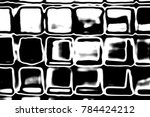 abstract background. monochrome ... | Shutterstock . vector #784424212