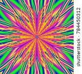 increadibly vivid psychedelic