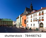 wroclaw  poland   september 7 ... | Shutterstock . vector #784480762