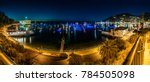 Panoramic View Of Avalon City...