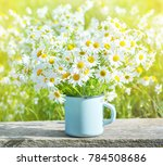 Bouquet Of Beautiful Daisies I...