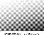 halftone background. modern... | Shutterstock .eps vector #784510672