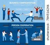 constructive business... | Shutterstock . vector #784516246