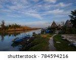 caorle   italy   december 30 ... | Shutterstock . vector #784594216