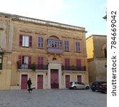 mdina  malta   malta   november ...   Shutterstock . vector #784669042