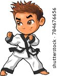 karate martial arts tae kwon do ...
