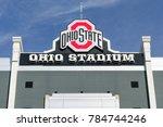 columbus  oh usa   october 21 ... | Shutterstock . vector #784744246