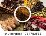 Indian Garam Masala Powder And...