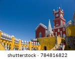 sintra  portugal   may 22  the... | Shutterstock . vector #784816822