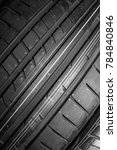 car tires for car background | Shutterstock . vector #784840846