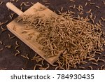 cereal bran sticks | Shutterstock . vector #784930435