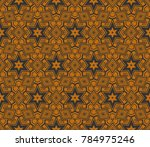 abstract background with... | Shutterstock .eps vector #784975246