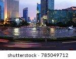 jakarta  indonesia   december...   Shutterstock . vector #785049712