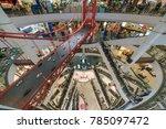 bangkok   jul 28    golden gate ... | Shutterstock . vector #785097472